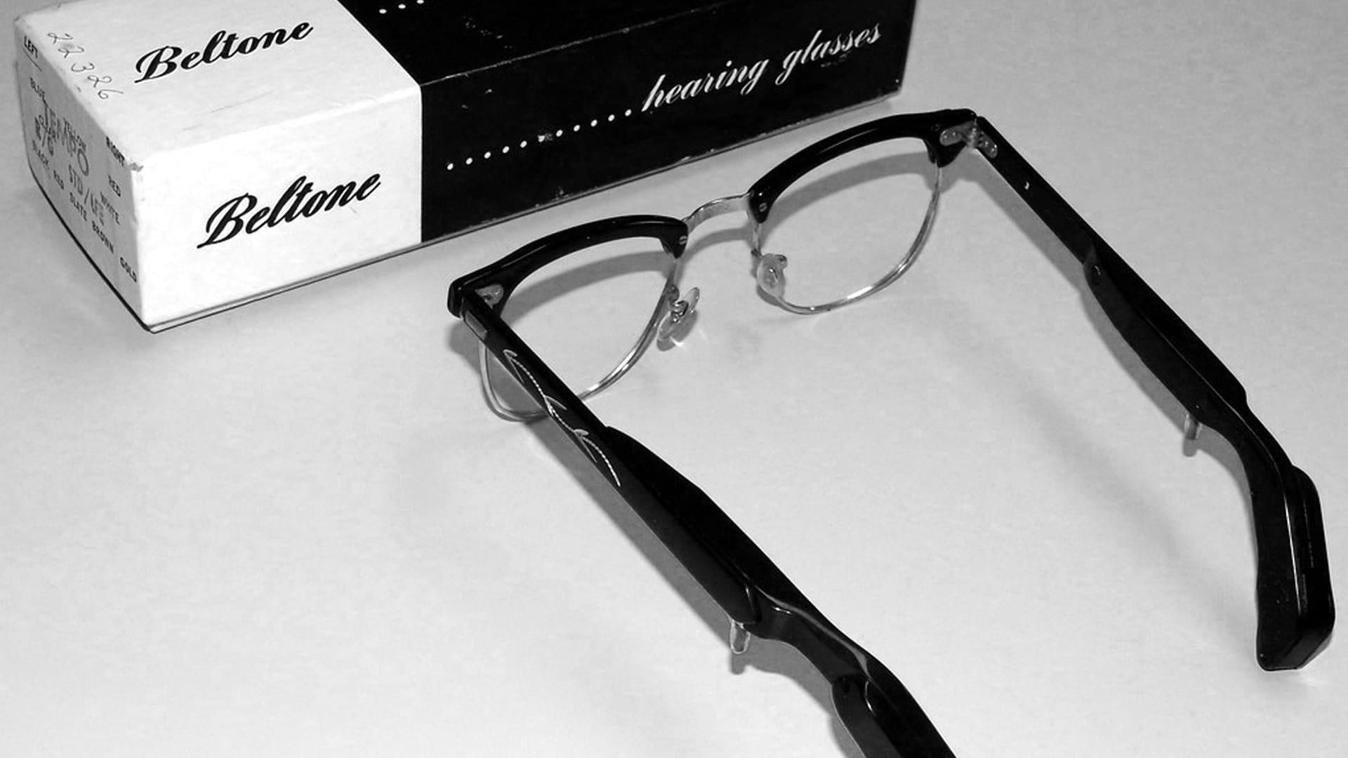 Beltone Hearing Glasses