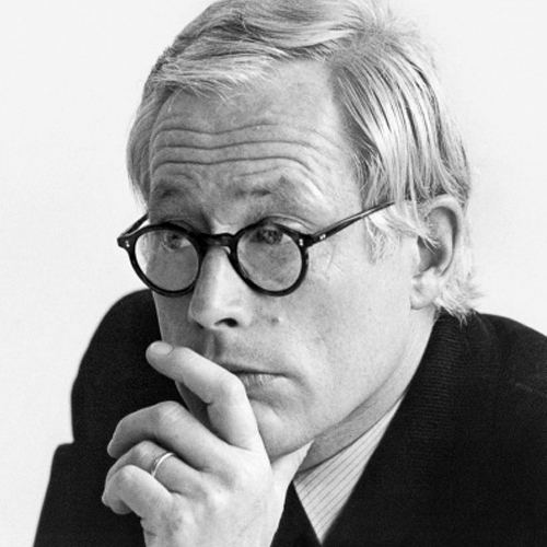 Photo of Dieter Rams of Vitsoe and Braun