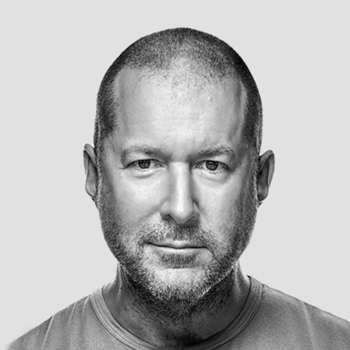 Photo of Jony Ive of Apple, Inc.